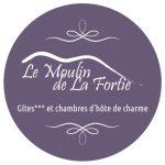 logo Le Moulin de La Fortie